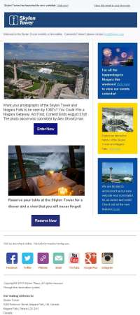 20130806 skylon tower email newsletter 200x450