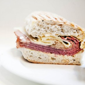 The Moomba Tuckshop - Wagyu Pastrami Sandwich - Singapore