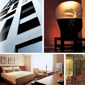 Best Budget Hotel (Granbell Shibuya) and Best High-end Hotel (Grand Hyatt Roppongi) in Tokyo