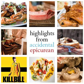 Highlights from Accidental Epicurean