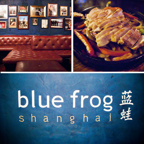Vietnamese Comfort Food >> Cocktails, Beer & Comfort Food at Blue Frog Bar and Grill, Shanghai | Accidental Epicurean