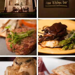 Raw Kitchen Bar - The Best Casual Fine Dining Restaurant in Singapore?