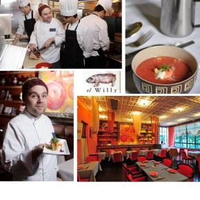 Learn from the Chef - Willy Trullas Moreno & his Gazpacho Soup Recipe