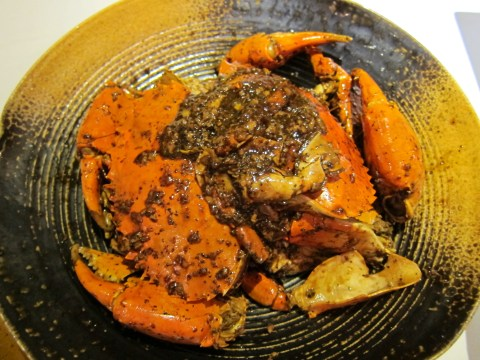 Pulau Ketam – Singaporean Chili Crab and Pepper Crab in Shanghai