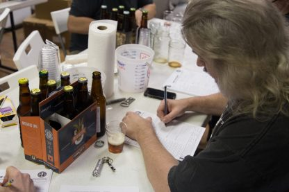 Yes, vikings can read and write... but prefer to drink beer
