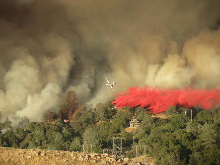 Butte Fire Resources