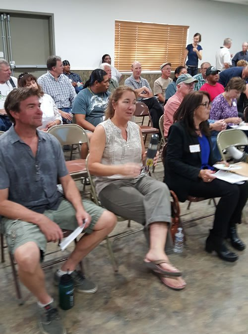 Alpine Biomass Committee Reports on First Public Meeting