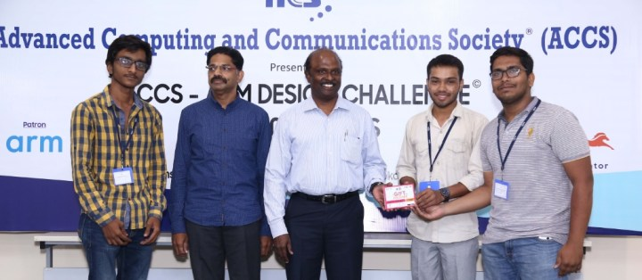Second Place - Sri Ramdeobaba College of Engineering and Management, Nagpur