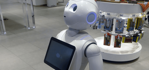 Pepper robot-HITN