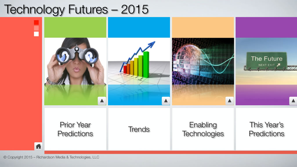 Rick Richardson keynote - Technology Futures 2015