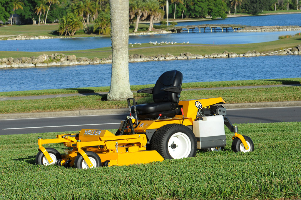 Cantrell Turf Equipment product lines