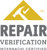 I am Repair Verification Certified