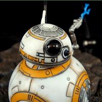 """BB-8 (Star Wars 6"""" Black Series)"""