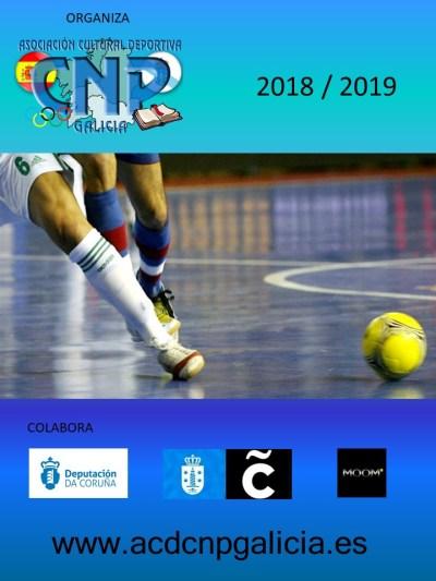 COMIENZAN LAS LIGAS DE LA TEMPORADA 2018/2019( FUTBOL SALA Y PADEL)