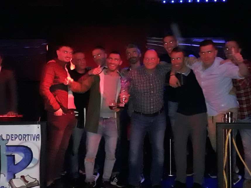Campeon de XI Copa CSIF CORUÑA