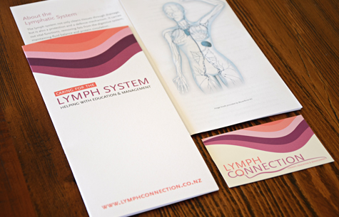 Lymph-Connection-business-stationary