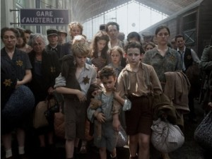 Hundreds of French Jewish children are rounded up.