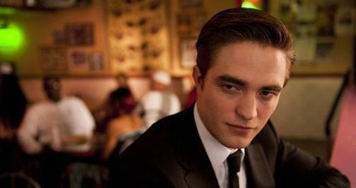 Robert Pattinson as Eric in Cosmopolis