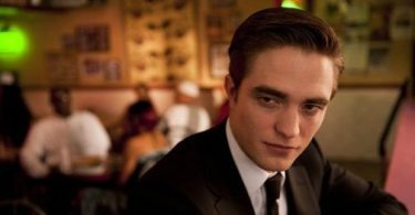 Robert Pattinson as Eric in Cosmopolis