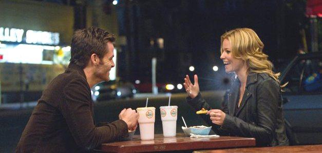 Chris Pine and Elizabeth Banks star in People Like Us