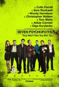 SEVEN PHYCHOS poster