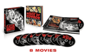 Universal Classic Monsters Full Set Image sm