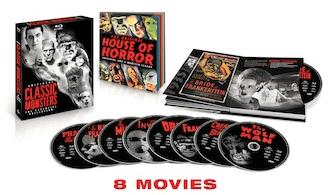 Universal Classic Monsters Full Set Image sm