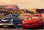 Doc and McQueen in CARS