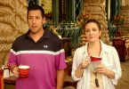 Jim (Sandler) and Lauren (Barrymore) in BLENDED