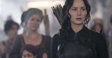 Jennifer Lawrence stars as Katniss Everdeen