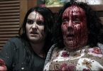 Kylie (Morgana O'Reilly) and mom (Rima Te Wiata)  witness a strange explosion