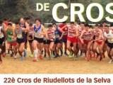 22è CROS DE RIUDELLOTS
