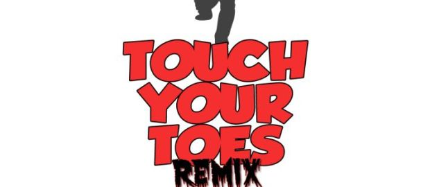 Burna Boy ft. Dammy Krane, Olamide & Vector - TOUCH YOUR TOES [Remix] Artwork | AceWorldTeam.com