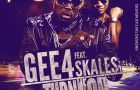 Gee4 ft. Skales  TURN ME ON [Official Video]