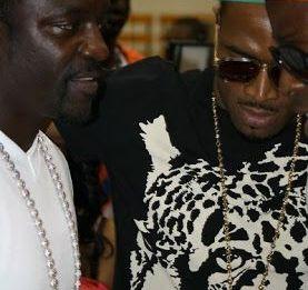 Akon & D'banj Artwork | AceWorldTeam.com
