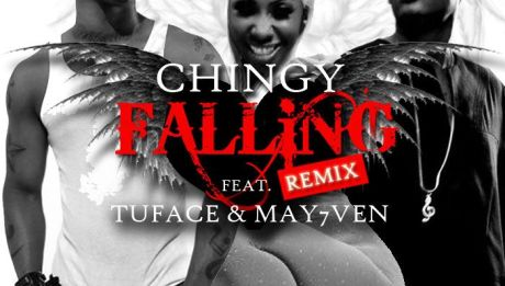 Chingy ft. 2face Idibia & May7ven - FALLING Remix [prod. by Triple O Productions] Artwork   AceWorldTeam.com