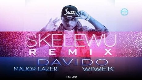 DavidO ft. Major Lazer & Wiwek - SKELEWU Remix [Mash-Up Video] Artwork | AceWorldTeam.com