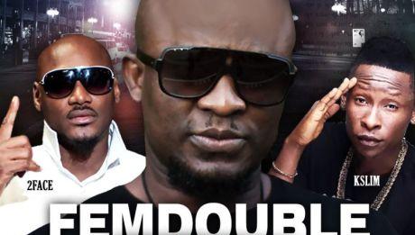 FemDouble ft. 2face Idibia & K-Slim - TONIGHT Artwork   AceWorldTeam.com