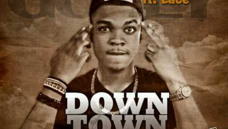 Govey ft. Lace - DOWN TOWN [prod. by Frankie Free] Artwork   AceWorldTeam.com