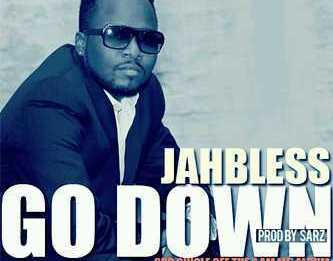 Jahbless - GO DOWN [prod. by Sarz] Artwork