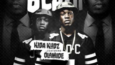 Kida Kudz ft. Olamide - BEAT IT Artwork | AceWorldTeam.com