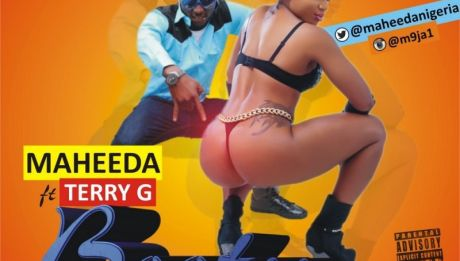 Maheeda ft. Terry G - BOOTY Artwork | AceWorldTeam.com