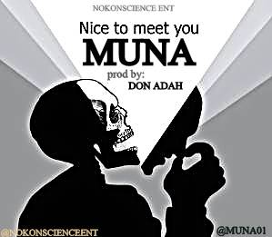 Muna - NICE TO MEET YOU [prod. by Don Adah] Artwork | AceWorldTeam.com