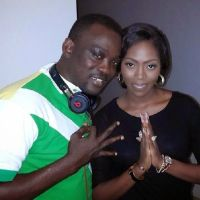 Pasuma Wonder ft. Tiwa Savage - IFE [Studio Session Video]