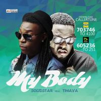Solid Star ft. Timaya – MY BODY