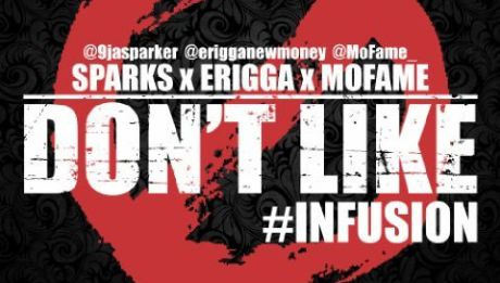 Sparks ft. Erigga & Mo'Fame - DON'T LIKE [a Kanye West cover] Artwork | AceWorldTeam.com