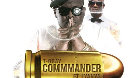 T-Obay ft. Iyanya - COMMANDER [prod. by DJ Coublon] Artwork | AceWorldTeam.com