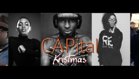 Tha Suspect, Chidinma, IllBliss, Tesh Carter & Clarence Peters – CAPITAL KRISTMAS Artwork | AceWorldTeam.com