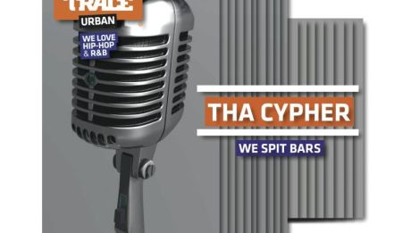 Trace Urban - THE CYPHER [Part 1] Artwork | AceWorldTeam.com