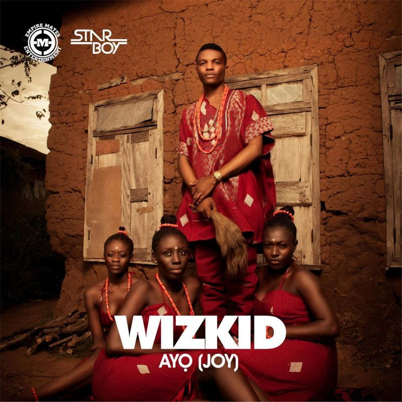 Wizkid - SHOW ME THE MONEY [Remix] ft. Tyga + OJUELEGBA